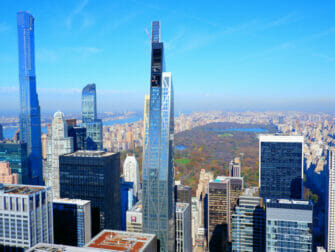 Rockefeller Center di New York - Top of the Rock