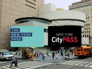 La differenza tra il New York CityPASS e il New York Pass