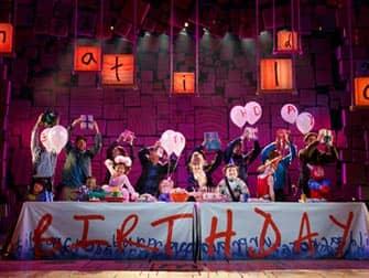 Matilda il musical a Broadway