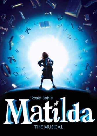 Musical Matilda a New York