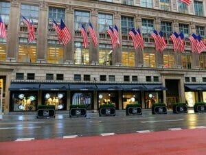 Sabato shopping 5th Avenue