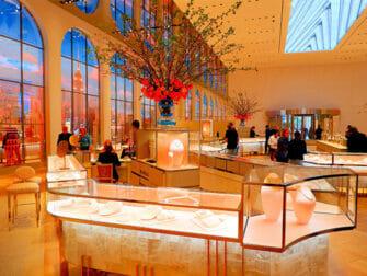 Tiffany & Co. a New York - Vetrina