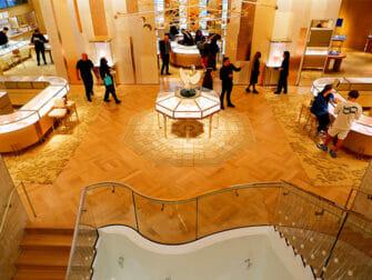 Tiffany & Co. a New York - Il negozio