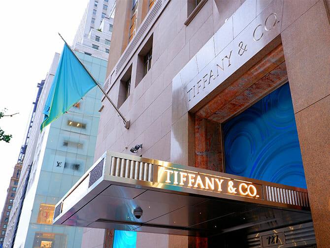 Tiffany & Co. a New York