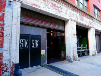 I migliori hamburger a New York - STK