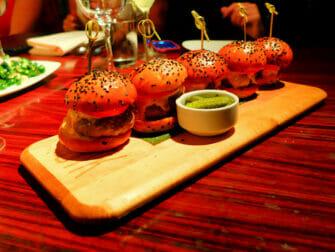I migliori hamburger a New York - STK Sliders