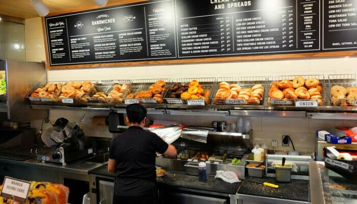 I migliori bar & bagel di New York - Pick A Bagel