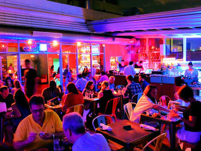 Il miglior cibo messicano a New York - Ristorante Cantina Rooftop
