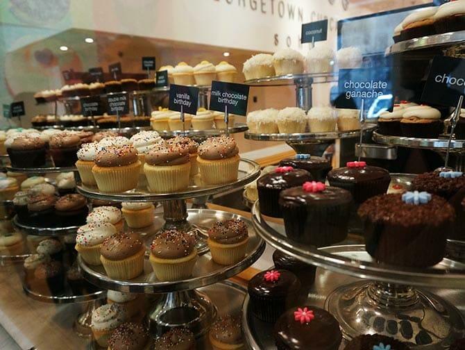 Georgetown Cupcake a NYC