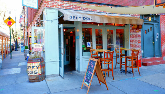 I migliori bar & bagel di New York - Grey Dog a New York