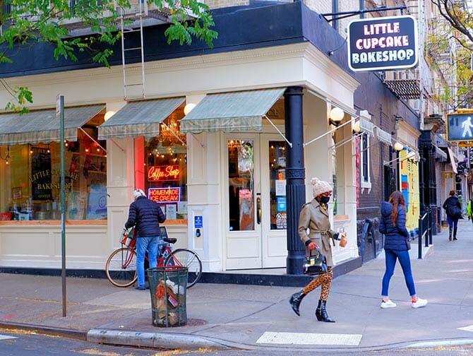 Little Cupcake Bakeshop a New York