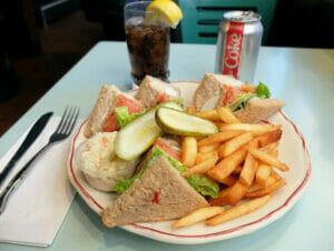 Pranzo a New York