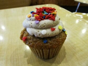 Mollys Cupcake in NYC