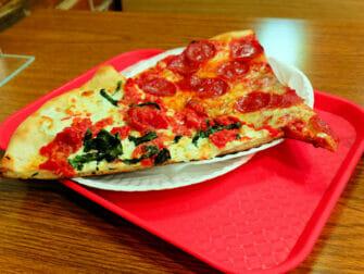 La migliore pizza a New York - NY-Pizza-Suprema