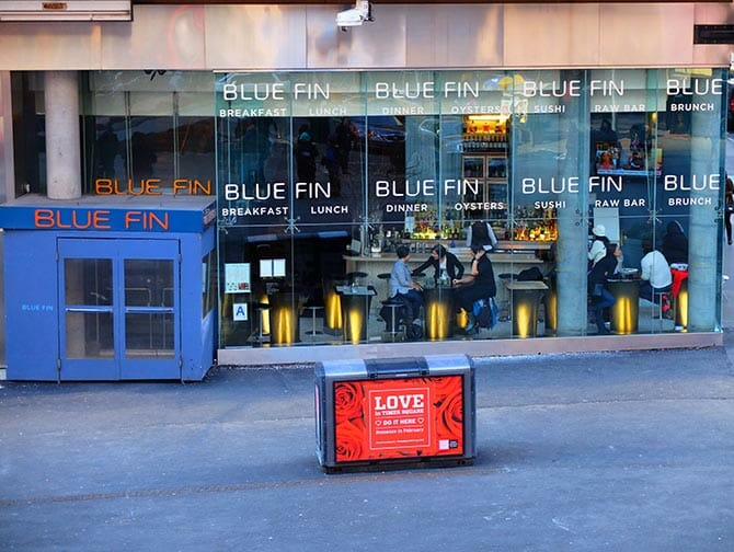 Sushi a New York - Blue Fin