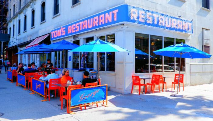 Toms Restaurant NYC