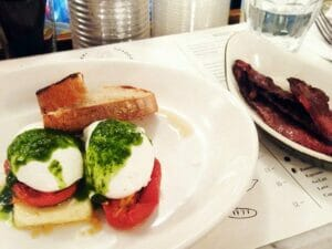 Ristoranti vegetariani a New York