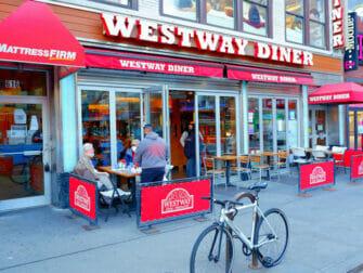 Westway Diner a New York