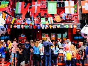 I migliori bar dove guardare il calcio a New York
