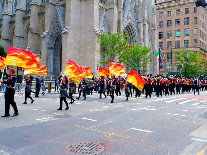 Columbus Day a New York - Parata