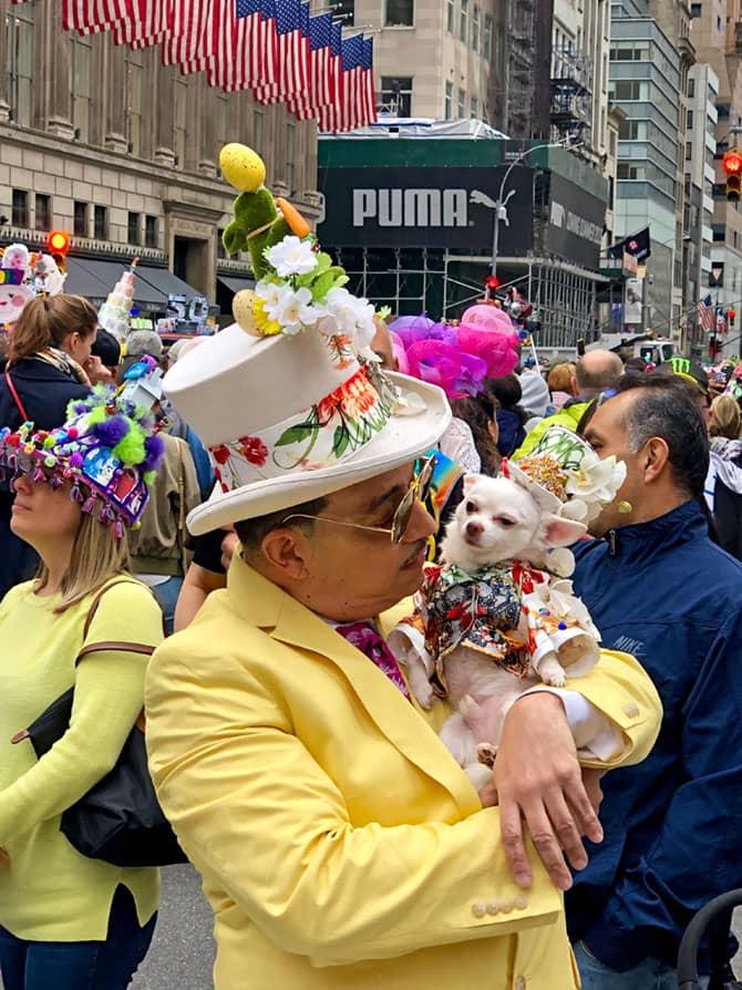 Pasqua a New York - Parata