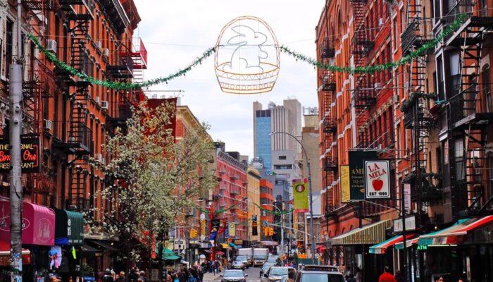 Pasqua a New York - Little Italy