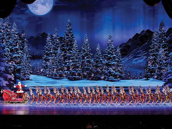 Biglietti per Radio City Christmas Spectacular - Babbo Natale