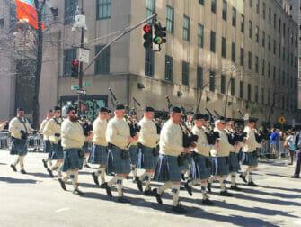 Parata di San Patrizio a New York