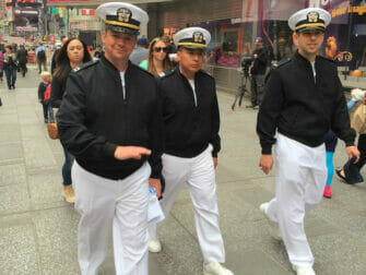 Fleet Week New York City in maggio