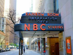 NBC Studio a New York