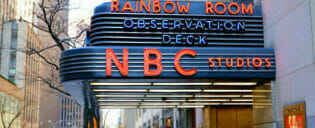 NBC Studio a New York