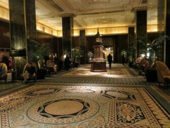 Waldorf Astoria Hotel a New York