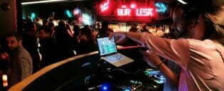 Giro dei nightclub di New York