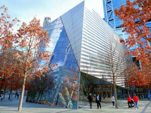 9/11 Memorial museum a New York