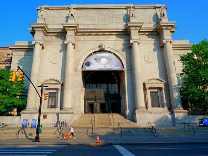 Giorno di Capodanno a New York - American Museum of Natural History