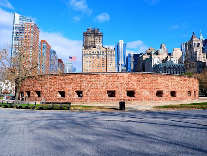 Giro in battello Statua della Libertà Lower Manhattan New York