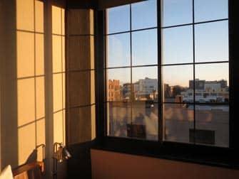 Long Island City dal Paper Factory Hotel
