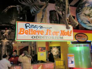 ripleys believe it or not in new york