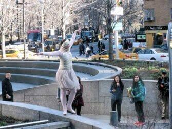 Spettacolo, The Ride, New York
