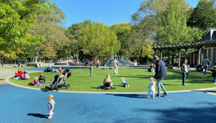 Central Park Playground New York City