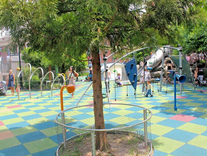 Playground Union Square in New York