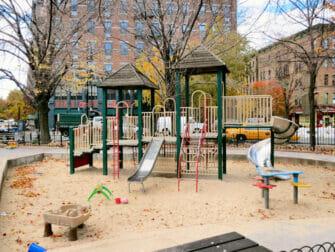 The Bleeckerstreet Playground in New York
