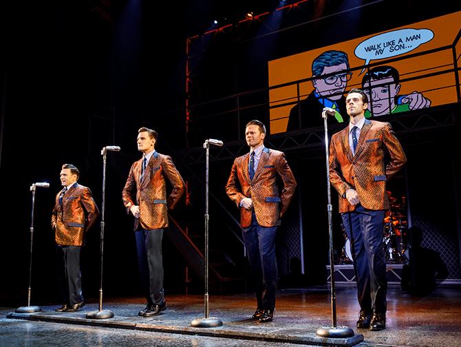 Biglietti per Jersey Boys a New York - Performance