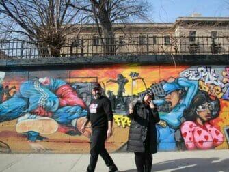 Hip Hop Tour ad Harlem NYC