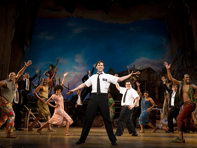 Biglietti per The Book of Mormon a Broadway - Gente locale