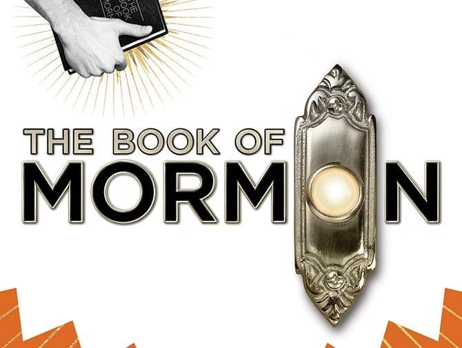 Biglietti per The Book of Mormon a Broadway