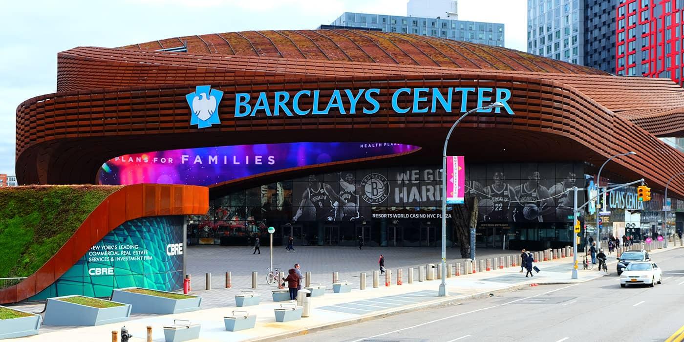 Biglietti dei Brooklyn Nets - Barclays Center