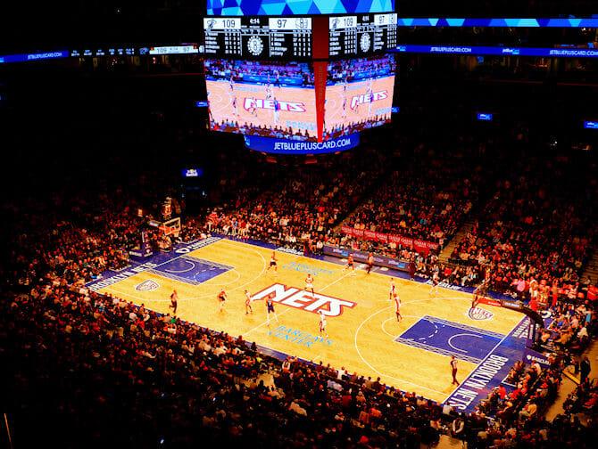 Biglietti dei Brooklyn Nets - Partita