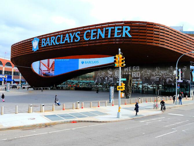 Tour di Brooklyn - Barclays Center