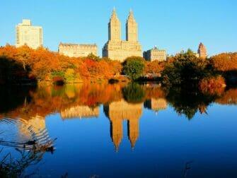 Tour alla scoperta delle scene dei film in Central Park - The Reservoir